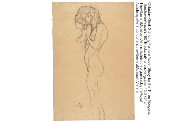 Klimt / Schiele: Drawings from the Albertina Museum, Vienna