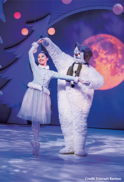 The Snowman Birmingham Repertory Theatre Production