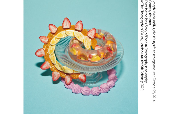Feast for the Eyes– The Story of Food in Photography