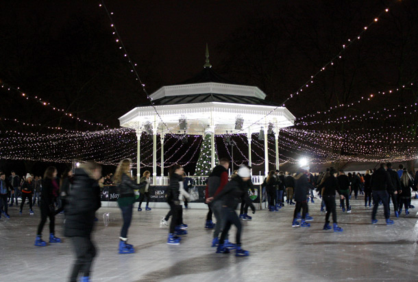 Hyde Park Ice Rink