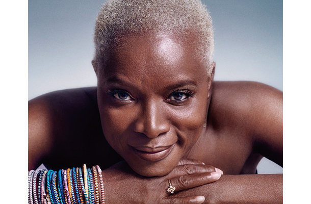 On Mass with Angelique Kidjo