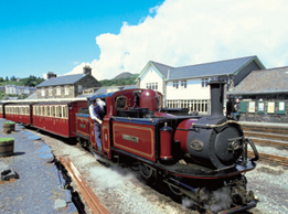 the Great Littele Trains of Wales