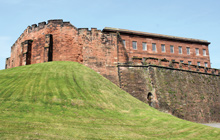Chester Castle チェスター城