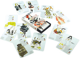 Fashion Face Off Trump Cards